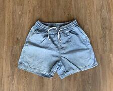 Loro Piana Blue Denim Swim Shorts Soft Cotton RRP £340 Perfect Condition