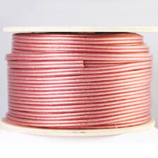 OFC SPEAKER CABLE PRO252 Unterminated 2 x 252 Oxygen Free Copper Strands Price/m