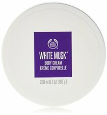 The Body Shop White Musk Body Cream 200ml