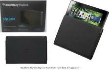 BRAND NEW BlackBerry PlayBook Slip Case Pouch Wallet Cover Pouch Wallet Black