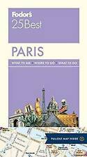 Fodor's Paris 25 Best ' Guides, Fodor's Travel