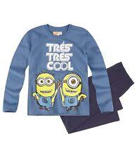 Kinder Jungen Schlafanzug Gr.104 - 152 Pyjama  Nachtwäsche Neu OVP