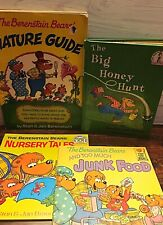 Berenstain Bears Books Unique Some Rare Vintage Picture Book Collection