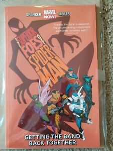 Superior Foes of Spider-Man TPB (2014-2015 Marvel NOW) #1 Signed by Steve Lieber