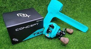 13 Fishing One 3 Concept TX2 8.3:1 Right Hand Baitcast Fishing Reel - TX2-8.3-RH