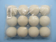 Martin Sports Official Nfhs / Ncaa Lacrosse Balls White Lax (One Dozen) Nip