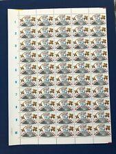 Nederland NVPH 1228 Compleet Vel met Plaatfout 1228P Postfris