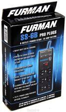 FURMAN SS-6B PRO PLUGS SURGE BLOCK
