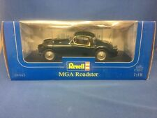 Revell Model MGA Roadster 1:18th Scale Item Number 08443 Boxed