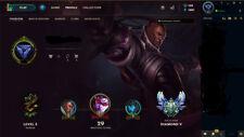 League of Legends Account EUW/Diamond