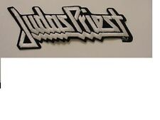 Lot of 2 large Judas Priest Embroidered 70'S Metal-Iron On Patch-licensed 7.5""