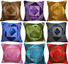 "Defect Cushion Covers 24"" 60cm Velvet Brocade Scatter Sofa Pillow Clearance Sale"