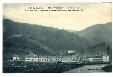 CPA 38 Isère brignoud Château du Mas La Papeterie