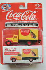 Classic Metal Works 30509 Chevrolet '41/'46 Koffer LKW Coca Cola