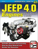 Jeep 4.0 Engines: How to Rebuild and Modify Book ~ CJ-YJ-Wrangler-Cherokee~NEW!