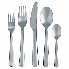NEW IKEA 60-PIECE CUTLERY SET DRAGON STAINLESS STEEL, FORK, KNIFE, & SPOONS