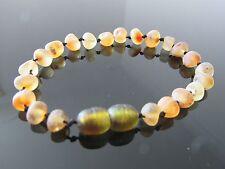 Pure 100 Baltic Amber Bracelet & Necklace Set Lemon Colour Bracelet 15 Cm