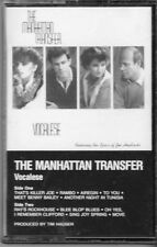 THE MANHATTAN TRANSFER-VOCALESE. CASSETTE.