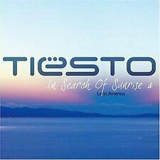 DJ TIESTO, In Search Of Sunrise, Vol. 4: Latin America, Very Good, Audio CD
