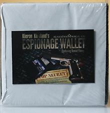 Espionage Wallet by Kieran Kirkland and Alakazam Magic from Murphy's Magic