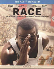 Race (Blu-ray Disc, 2016, Includes Digital Copy UltraViolet)
