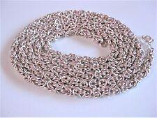 Königskette Silber 835, 90 cm