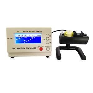 Montre Tester Timing Multifonction Timegrapher M-1000 Kit D'outils De