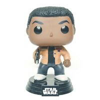 Pop! Vinyl Star Wars Finn Unboxed #59
