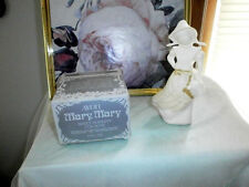 Avon Mary, Mary Collectible Decanter w/Sweet Honesty Cologne - Boxed