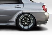 02-07 Fits Subaru Impreza VRS Duraflex Wide Rear Fender Flares!!! 114922