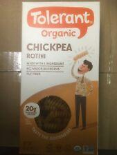 New listing Tolerant 3 pk of 8 oz Organic Chickpea Rotini - Exp 4/27/21