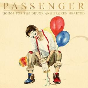 Passenger - Songs for the Drunk and Broken Hearted - CD(Released Jan 8th '21)New