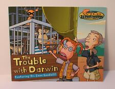 The Wild Thornberrys: The Trouble With Darwin - Paperback Children's Book EUC