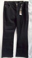 Denim Plus Size Classic Boot Cut Jeans for Women