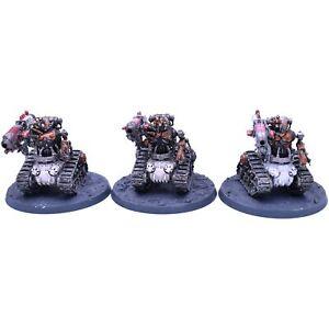 Kataphron Battle Servitors x 3 Adeptus Mechanicus Warhammer 40k