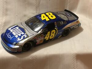 NASCAR Diecast 1/24 scale 48 Jimmie Johnson '57 Chevy 2007 Monte Carlo SS