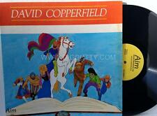 Aim The Story of DAVID COPPERFIELD- AIM02088 Vinyl LP   VG+/VG+   RaRe Record