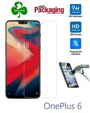 Premium Tempered Glass™ For OnePlus 6 1+6 Tempered Screen Protector Guard New