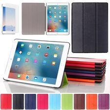 """✔Edle Apple iPad Pro 9.7"""" Schutz Hülle+Folie Tasche Cover Smart Case Etui 9-F"""