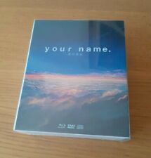 Your Name Limited Collector's Edition - Blu Ray & DVD Versione Italiana