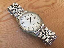 Reloj Watch Montre POTENS - Steel case- Quartz - Steel Bracelet - For Spare