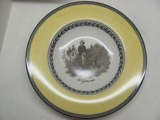 """1 Villeroy & Boch Audun Chasse Large Rim Soup Bowls 9-1/2"""""""