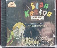 Rare Stan Kenton Opus in Pastels 18 Tracks Sealed CD 1st Jazz Roots 1996