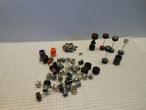 LOT OF TYCO FRONT/BACK RIMS/TIRES+ ONE NEW MOTOR WITH MAGNETS FOR TYCO