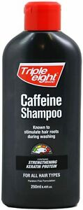Triple Eight Caffiene Shampoo 250ml
