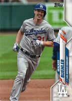 2020 Topps #432 Walker Buehler SSP Los Angeles Dodgers