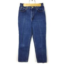 Jones Sport (T2-30) Women's Sz 6 Blue Jeans Straight Leg Medium Wash