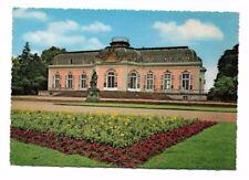 Germany - Dusseldorf, Schloss Benrath - Vintage Postcard