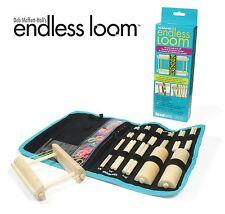Endless Loom for Bead Weaving & Wrap Bracelets 55215 Deb Moffett-Hall
