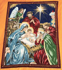 9087 Vintage French Tapestry Printed Tapestry Home Decor Religious Tapestry 3x3